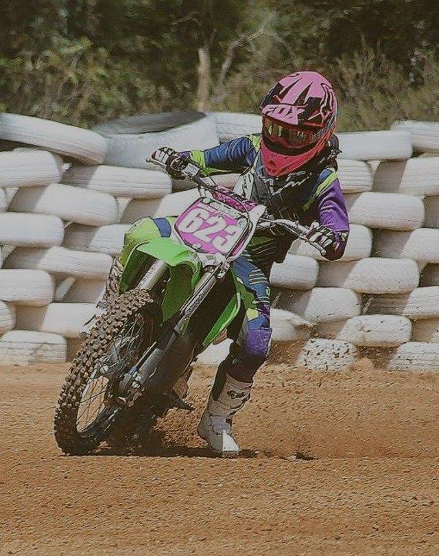 Dirt Track - Northwest Victorian Motorcycle Club